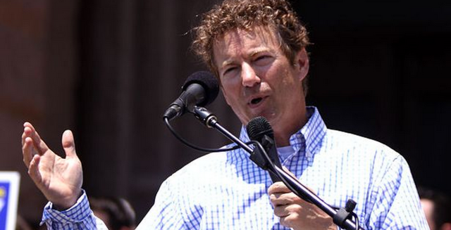 RAND PAUL: SWAP FIVE DEMOCRATS FOR MARINE HELD IN MEXICO